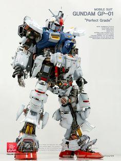 PG] RX-78 GP-01 FULL HATCH OPEN VER2 160710