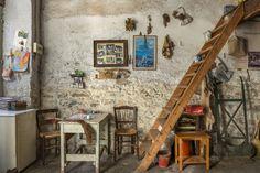 maria papadimitriou venice art biennale greek pavilion taxidermy shop