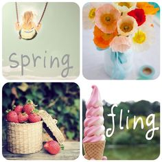 today is spring fling over at kellie's blog , this blessed nest.  join up and link up on he r page .   (all pics courtsey of weheartit )   ...