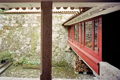 Fernando Távora Casa de férias Quinta da Cavada em Briteiros