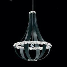 Crystal Empire Chandelier & Swarovski Lighting Centerpieces   YLighting