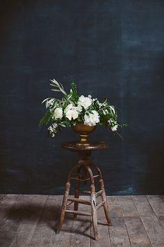 Twig & Twine designed the floral arrangements.