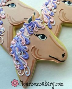 Flour box bakery cookie! Adorable!