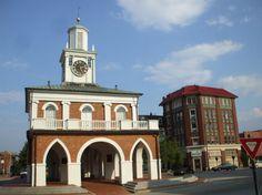 Fort Bragg and Fayetteville, North Carolina