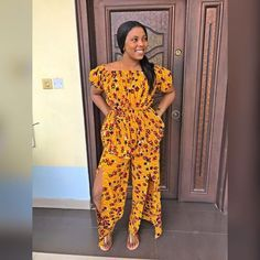 Love wearing Ankara? If yes, try some of the latest Ankara styles we have lined up for you today. They are sexy, sassy and look absolutely gorgeous. This season, Ankara fashion has a kind of 'viby' feel to it. These ladies have got their name on each style.Check them all out and...