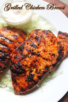 Who hates a perfect grilled chicken. Specially the ones with the lovely chat grill marks on them. I love those so much, the grill marks w. Grilled Chicken Sides, Grilled Chicken Breast Recipes, Perfect Grilled Chicken, Chicken Snacks, Chicken Bacon, Sides For Chicken, Marinated Chicken, Recipe Chicken, Fried Chicken
