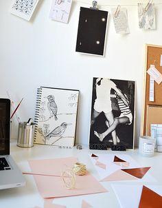 Workspace | Elina Dahl