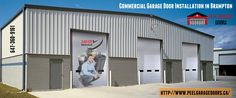 Commercial Garage Door Repair Experts