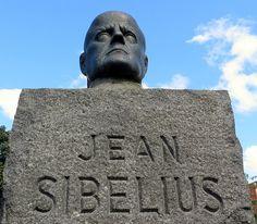 Jean Sibelius, Loviisa, Finland Composers, Concert Hall, Conductors, Classical Music, Homeland, Opera House, Musicians, Sculpture, Statue