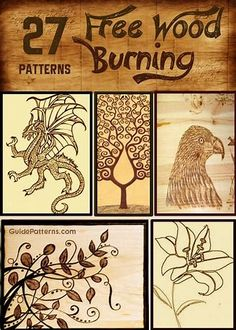 Image result for free wood burning tracing patterns