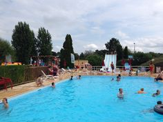 Camping Les Peneyrals in Saint-Crépin-et-Carlucet, Aquitaine Aquitaine, Four Square, Swimming Pools, Camping, Holidays, Outdoor Decor, Campsite, Vacations, Pools