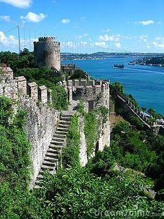 Rumeli Hisar, Istanbul Turkey