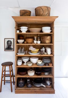 Home Tour: An East Hampton Hideaway — Brunch on Chestnut Corner Storage, Storage Spaces, Storage Sheds, Kitchen Storage, East Hampton, Beach House Decor, Home Decor, House Tours, The Hamptons