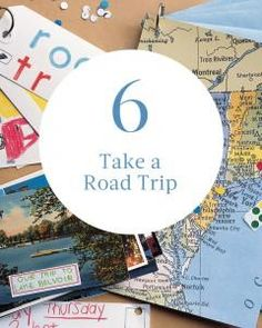 #6 on our summer bucket list: Take a Road Trip