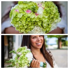 beach wedding bouquet