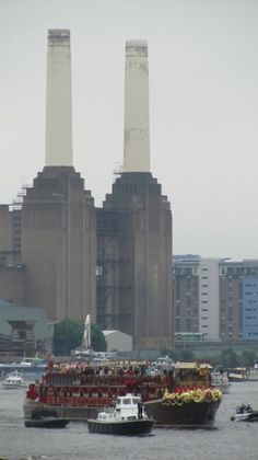 Spirit of Chartwell & Battersea Power Station