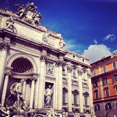 Out & About: Rome Part 1 Can't wait to go back!