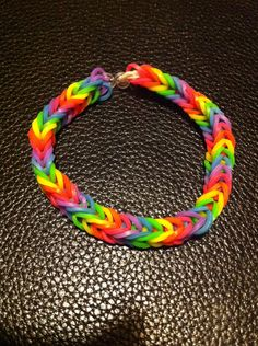 how to make a fishtail braid loom bands