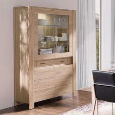 vaisselier couleur ch ne blanchi style contemporain meuble pinterest. Black Bedroom Furniture Sets. Home Design Ideas