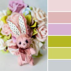 Весне дорогу: 15 вдохновляющих цветовых палитр от мастеров портала - Ярмарка Мастеров - ручная работа, handmade