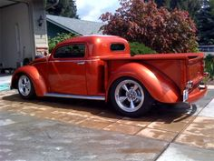 Custom Beetle Pickup