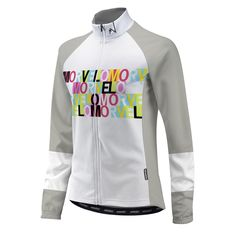 Morvélo Path Thermal Jersey (Long Sleeve) - Queen of the Road - How do you Ride? - Inspire Me! - VeloVixen £55