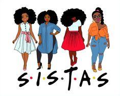 Black Love Art, Black Girl Art, Black Is Beautiful, Black Girl Magic, Black Girls, Black Sistas, Black Women Quotes, Black Girl Cartoon, Black Family Cartoon