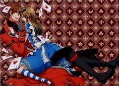 Heart no Kuni no Alice official art ~ Ace x Alice ~