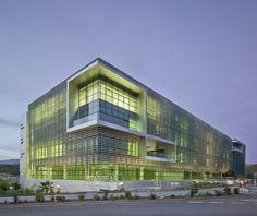 Edificio Fundación Tecnova / Ferre Arquitectos / Parque Científico Tecnológico de Almería, España