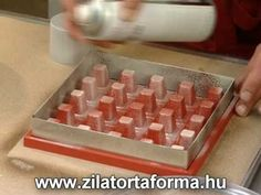 Zila Cake Moulds - Part 4: Carrot Cake - Sweet Sponge Pastry - YouTube