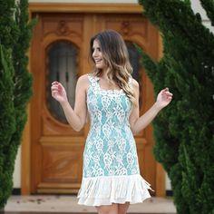 Lançamento { Vestido Murano e Pérola com franjinhas }  #LuziaFazzolli #CotedAzur #Summer16 #lançamento