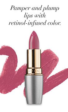 This great lipstick comes in several beautiful shades. And also a Plumping Lip Conditioner.   www.youravon.com/lindabacho #avonrep