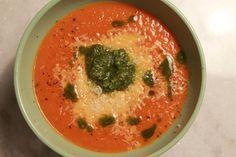 De babar: Sopa de tomate!
