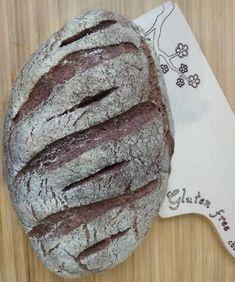 Gluténmentes barna kenyér lisztkeverék nélkül Paleo, Food, Essen, Beach Wrap, Meals, Yemek, Eten, Paleo Food