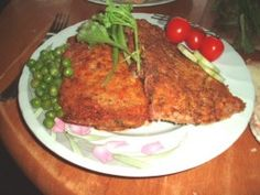 Succulent and tender, rose veal is a real treat. This is an easy to follow recipe with a cheese and breadcrumb coating.