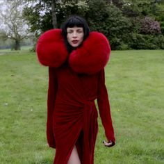 There Is Now a Majestic Isabella Blow Short Film