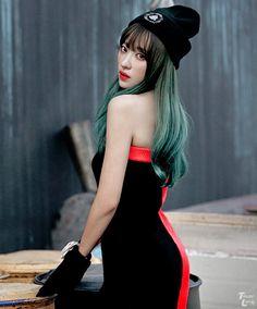 EXID - Hani 하니 (Ahn HeeYeon 안희연) 'Hot Pink' era teaser Nov. 2015 #핫핑크
