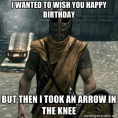 Happy fifth birthday Skyrim! #games #Skyrim #elderscrolls #BE3 #gaming #videogames #Concours #NGC