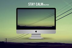 STAY CALM by othum.deviantart.com on @deviantART
