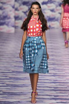 House of Holland RTW Spring 2014 - Slideshow - Runway, Fashion Week, Reviews and Slideshows - WWD.com