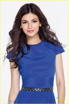 Welcome to OoohVictoriaJustice Brazilian fan club dedicated to Victoria Justice! World Most Beautiful Woman, Beautiful Girl Image, Beautiful Friend, Beautiful Ladies, Vicky Justice, Victorious Justice, Actrices Hollywood, Hot Brunette, Beauty Full Girl