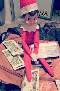Nap Time is the New Happy Hour: Jingle Bell Rock Blog Hop::Elf On The Shelf::