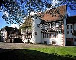 The house of the Brothers Grimm in Steinau, Germany where the Grimm family lived from 1791-1796. Guided tours are possible. Links to Steinau Tourism Page in English.