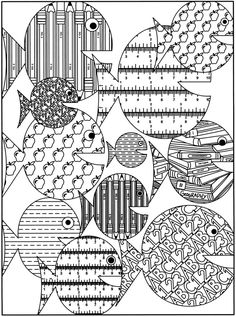 Fish Frenzy IV--Welcome to Dover Publications