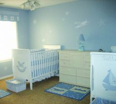 Monochromatic twins nursery