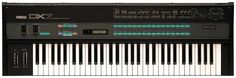 Legend Yamaha DX-7