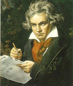 Biografia de Beethoven:Grandes Musicos de la Historia Compositores