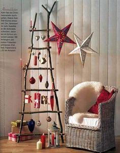 homemade-christmas-tree-decorations-ideas