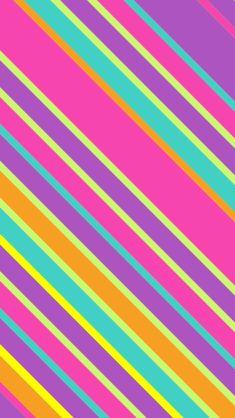 Papeles decorados de rayas