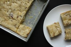 cobbler cake with [insert summer fruit here] and perfect for your next summer BBQ!